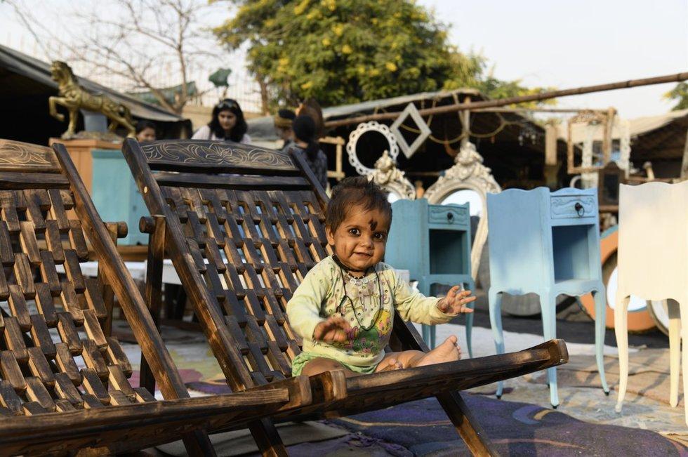 Indijos kontrastai (Nuotraukos: Rocio Ruiz)