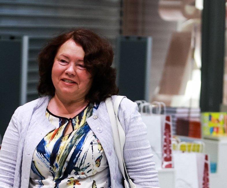 Edita Čekuolienė (A.Ufartas/fotobankas.lt)