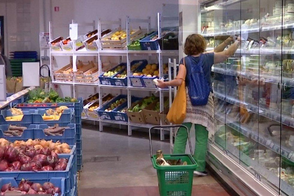 Parduotuvė (nuotr. TV3)