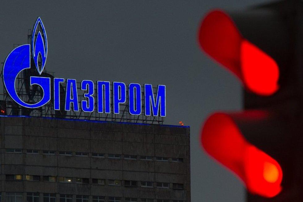 Gazpromas (nuotr. SCANPIX)