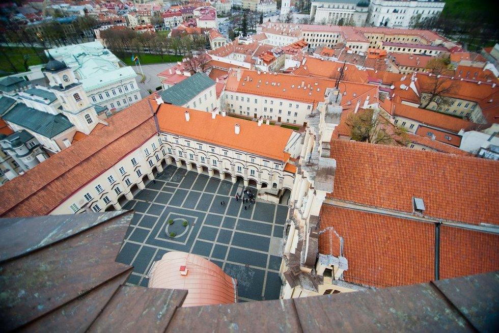 Vilniaus universitetas (nuotr. Fotodiena.lt)
