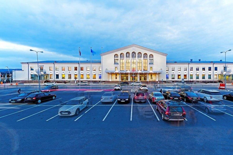 Vilniaus oro uostas (nuotr. bendrovės)