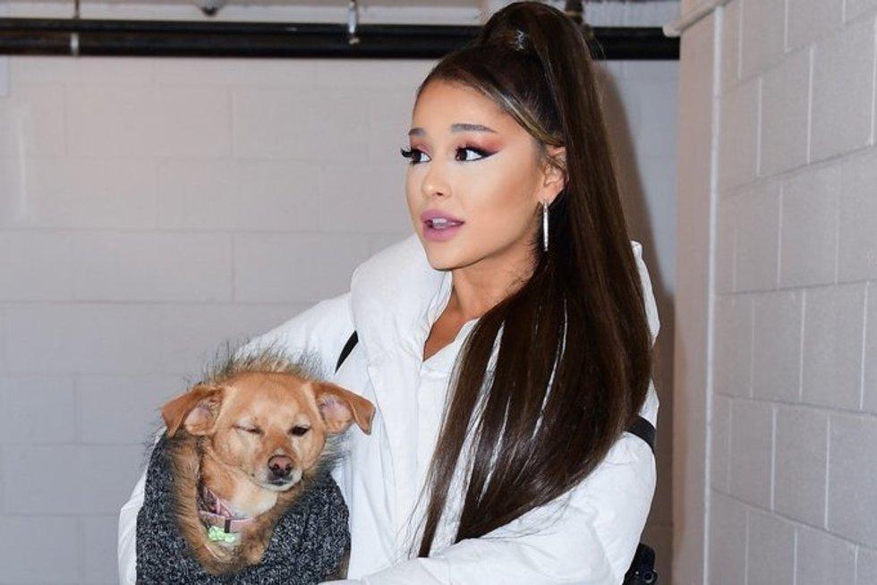 Ariana Grande (nuotr. Vida Press)