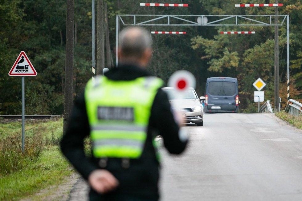 Policija (asociatyvi nuotr.) (Fotobankas)