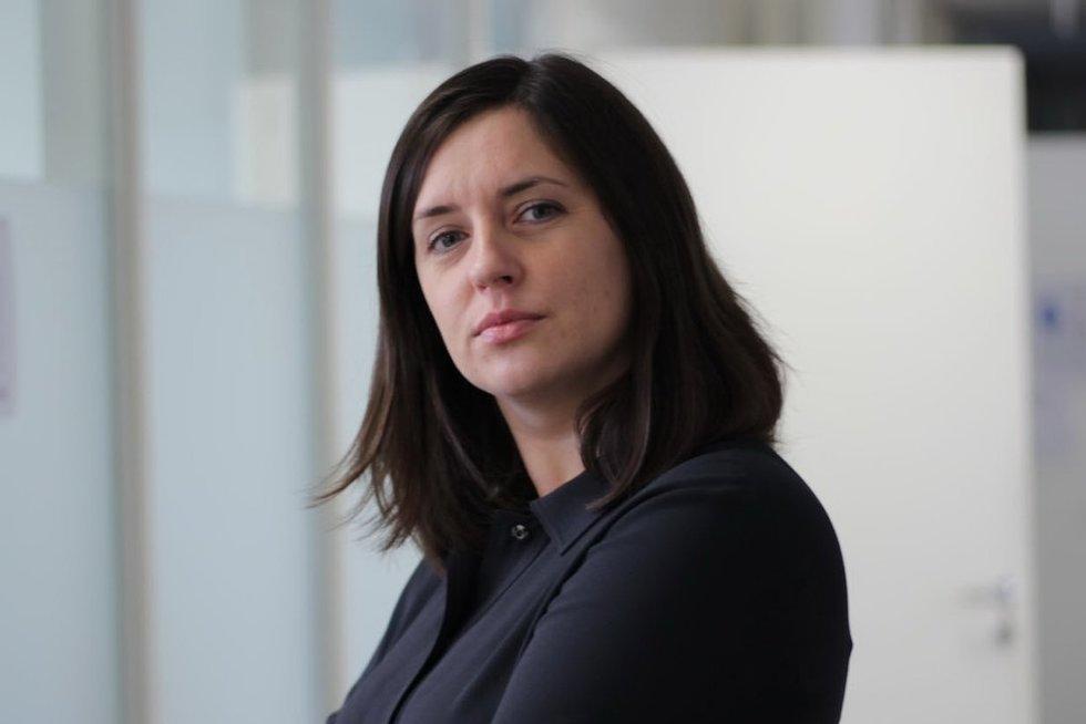 Lietuvos laisvosios rinkos instituto ekspertė Gintarė Deržanauskienė (nuotr. Organizatorių)