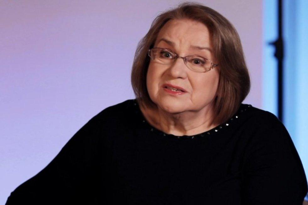 Irena Milkevičiūtė (nuotr. stop kadras)