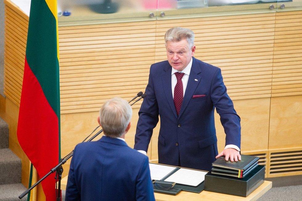 Jaroslvas Narkevičius (Irmantas Gelūnas/Fotobankas)