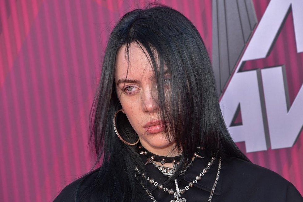 Billie Eilish (nuotr. SCANPIX)