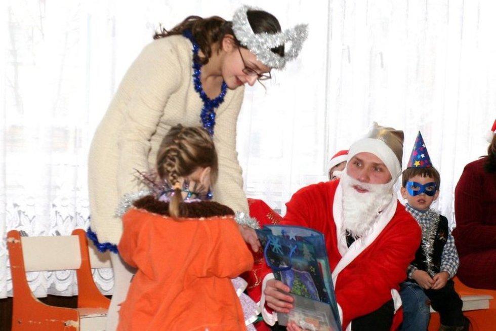 Kalėdos vaikų darželyje Saulius Žiūra/FOTOBANKAS nuotr.