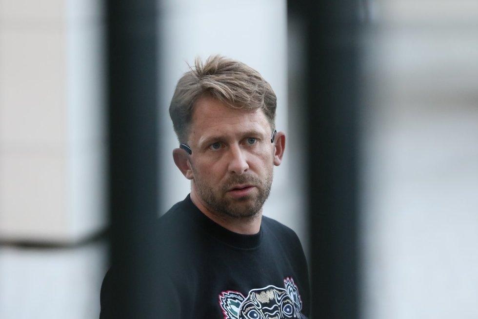Egidijus Dragūnas (nuotr. tv3.lt/Bronius Jablonskas)
