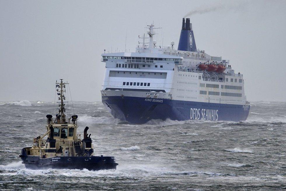 Baltijos jūra (asociatyvi nuotr.) (nuotr. SCANPIX)
