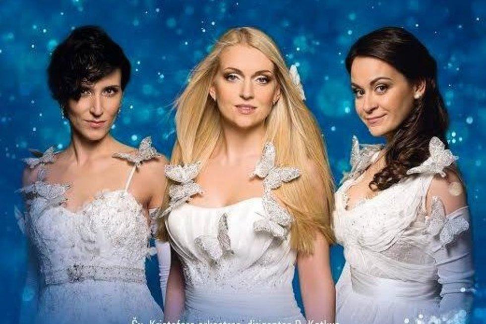 """""""Enya Christmas Show""""  (nuotr. Organizatorių)"""