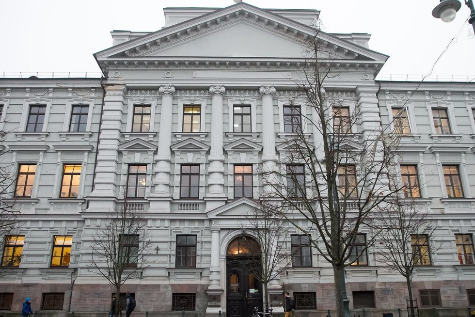 Vilniaus apygardos teismas (nuotr. Tv3.lt/Ruslano Kondratjevo)