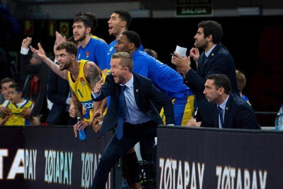 Izraelio ekipa iškovojo triuškinamą pergalę (nuotr. Twitter)