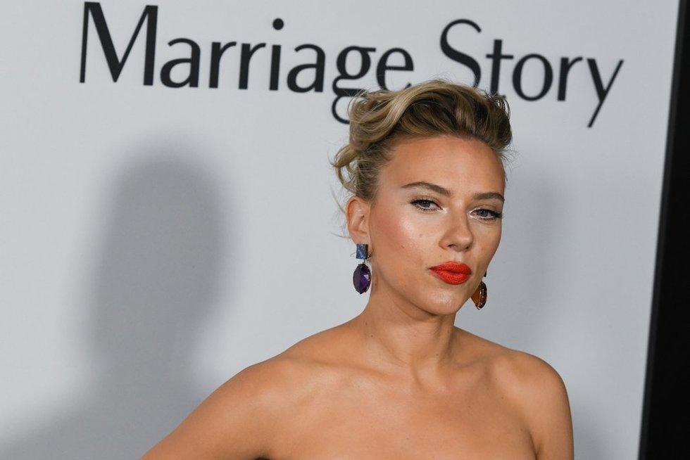 Scarlett Johansson (nuotr. SCANPIX)