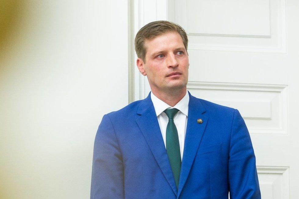 Kęstutis Mažeika (Irmantas Gelūnas/Fotobankas)