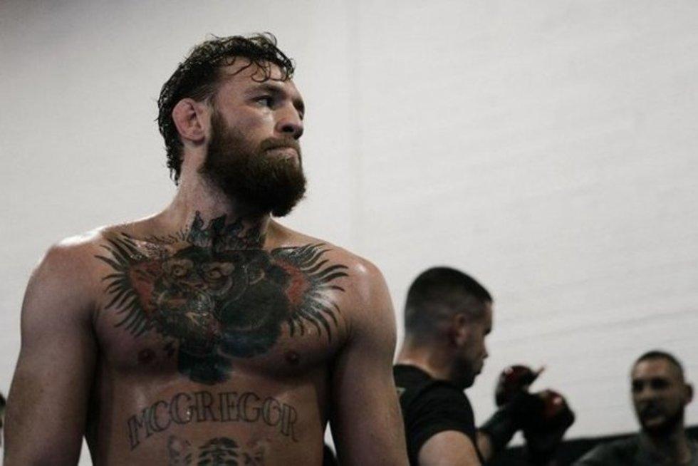 McGregoras (nuotr. Instagram)