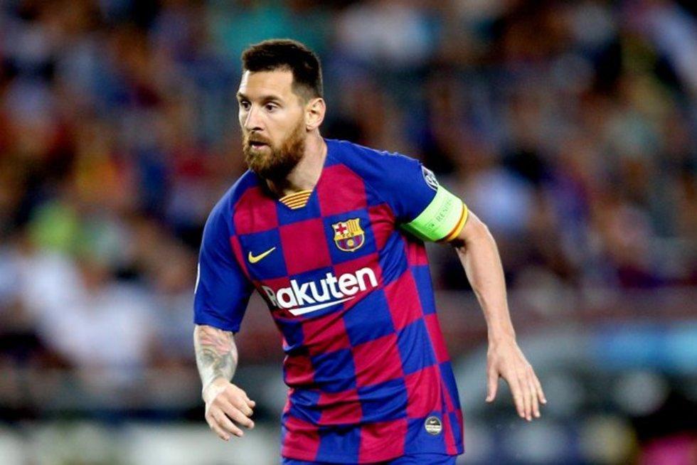 Messi (nuotr. SCANPIX)