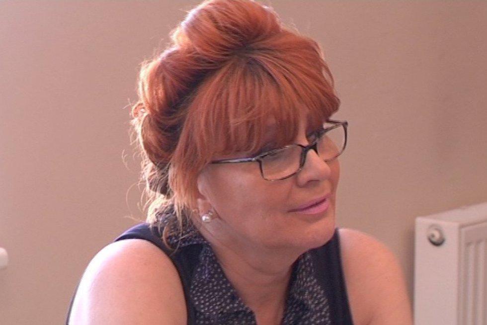 Būrėja Ala Naruševičienė (nuotr. TV3)