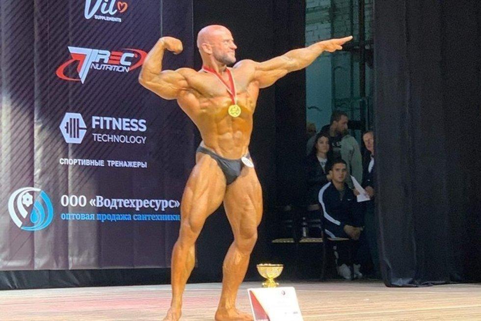 Lietuviai pelnė 8 medalius (nuotr. Organizatorių)