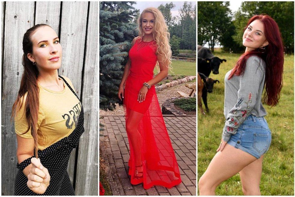 Gražiausios kaimo merginos (tv3.lt fotomontažas)