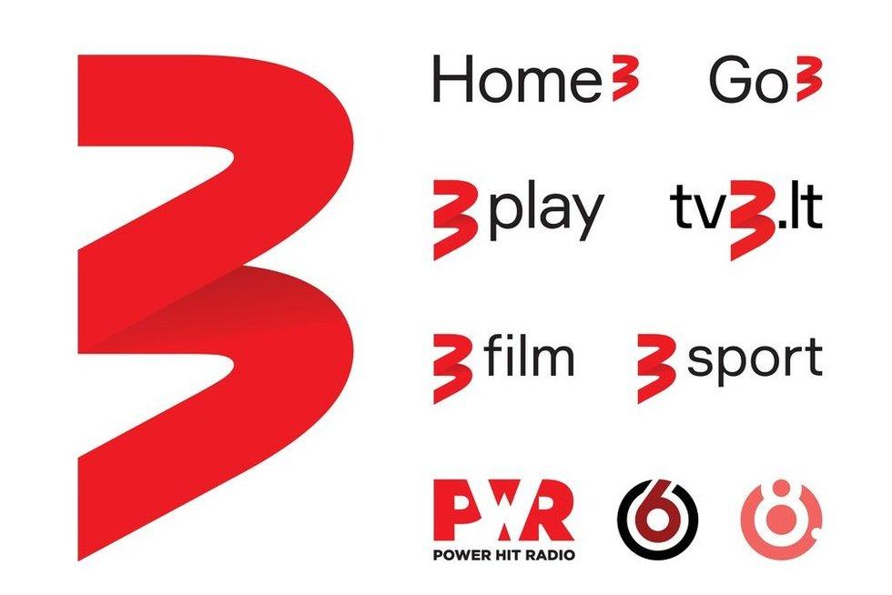 TV3 grupė Lietuvoje (nuotr. bendrovės)