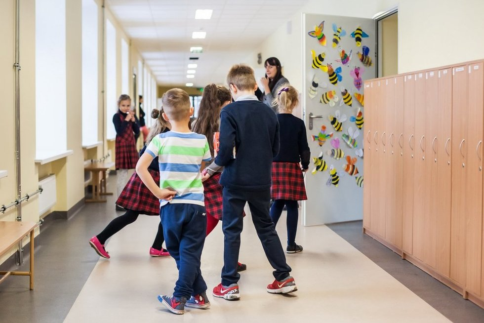 Vilnius pradeda ugdymo ir sveikatos priežiūros įstaigų šildymą (nuotr. Vilniaus miesto savivaldybės)