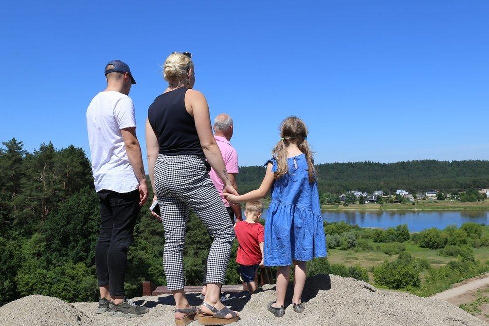 Šeima (nuotr. Organizatorių)