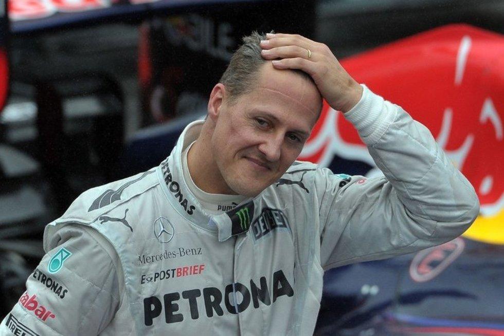 M. Schumacherio atsisveikinimas (nuotr. SCANPIX)