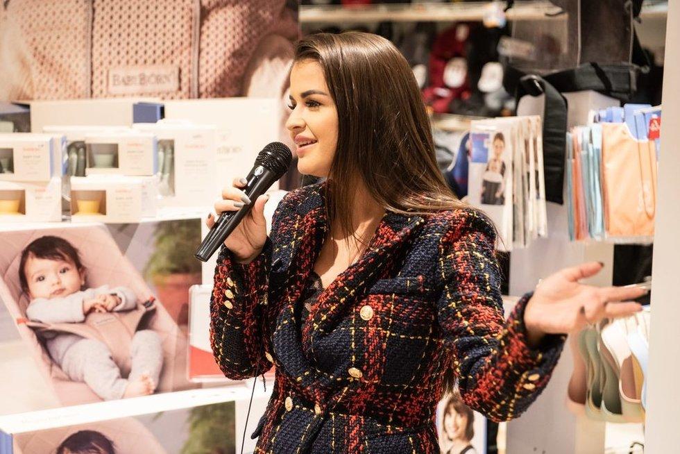 Simona Lipnė (nuotr. Organizatorių)
