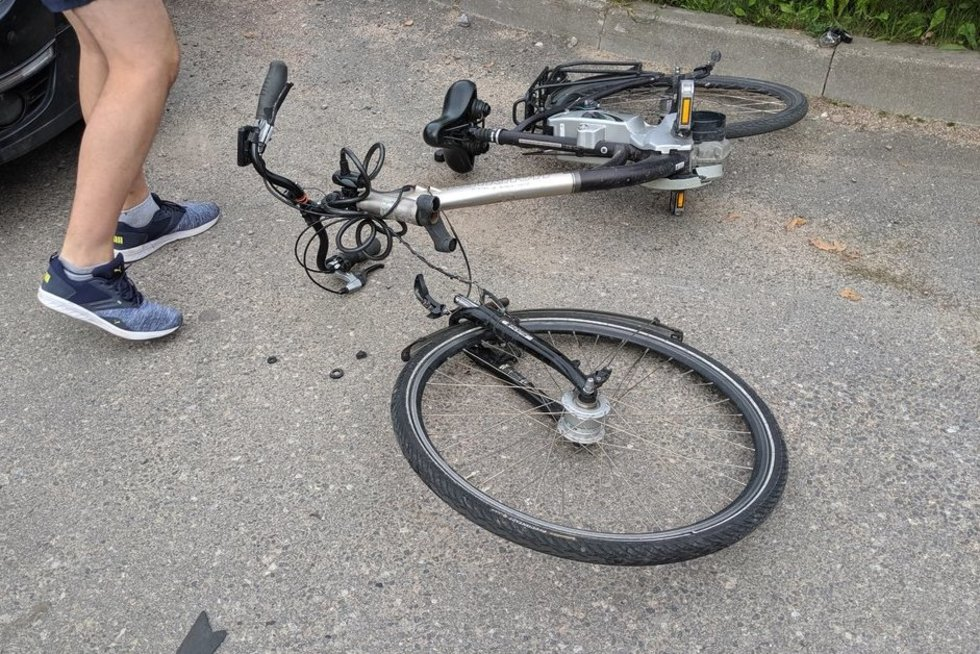 Tragiška nelaimė. Asociatyvi nuotrauka (nuotr. Broniaus Jablonsko)