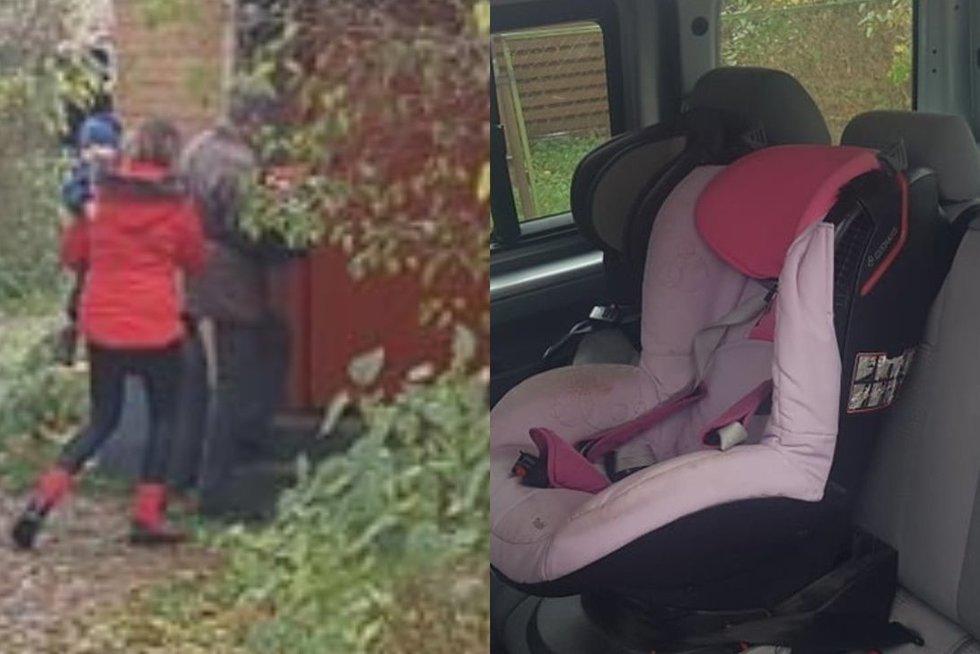 Kauniečių šeima atgauna vaikus (nuotr. tv3.lt)