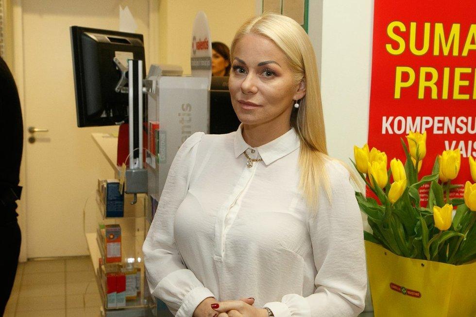 Vaida Genytė (nuotr. Tv3.lt/Ruslano Kondratjevo)