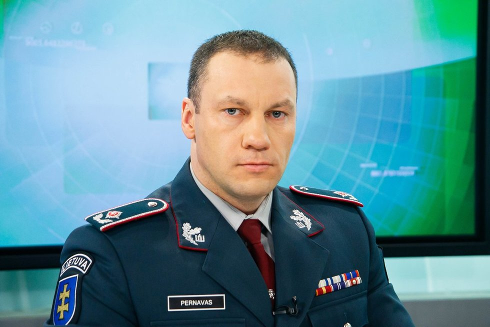 Linas Pernavas (nuotr. Tv3.lt/Ruslano Kondratjevo)
