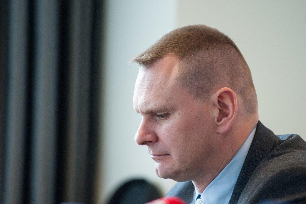 Mindaugas Špokas (nuotr. Fotodiena.lt/Pauliaus Peleckio)