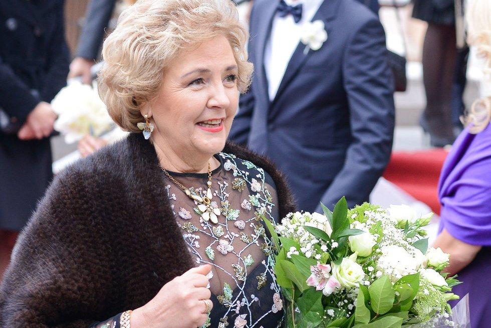 K. Brazauskienė (nuotr. Fotodiena.lt)