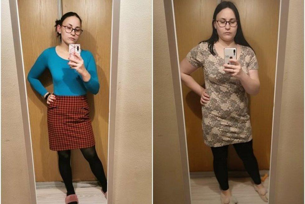Per 4 mėnesius Gabrielė atsikratė 17 kilogramų: atskleidė, kaip pavyko (nuotr. asm. archyvo)