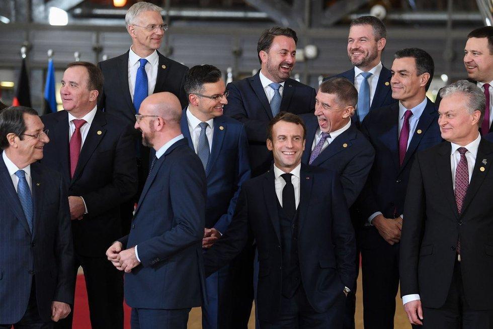 ES šalių vadovai sutarė pratęsti sankcijas Rusijai dar pusmečiui (nuotr. SCANPIX)