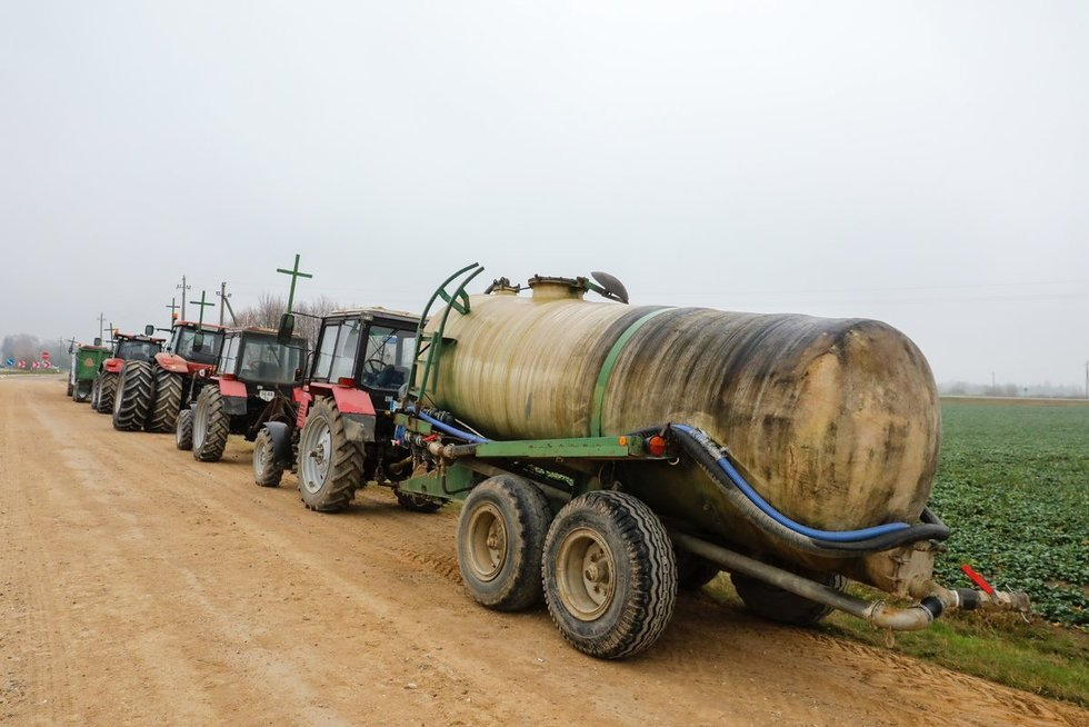Ūkininkai (Teodoras Biliūnas/Fotobankas)