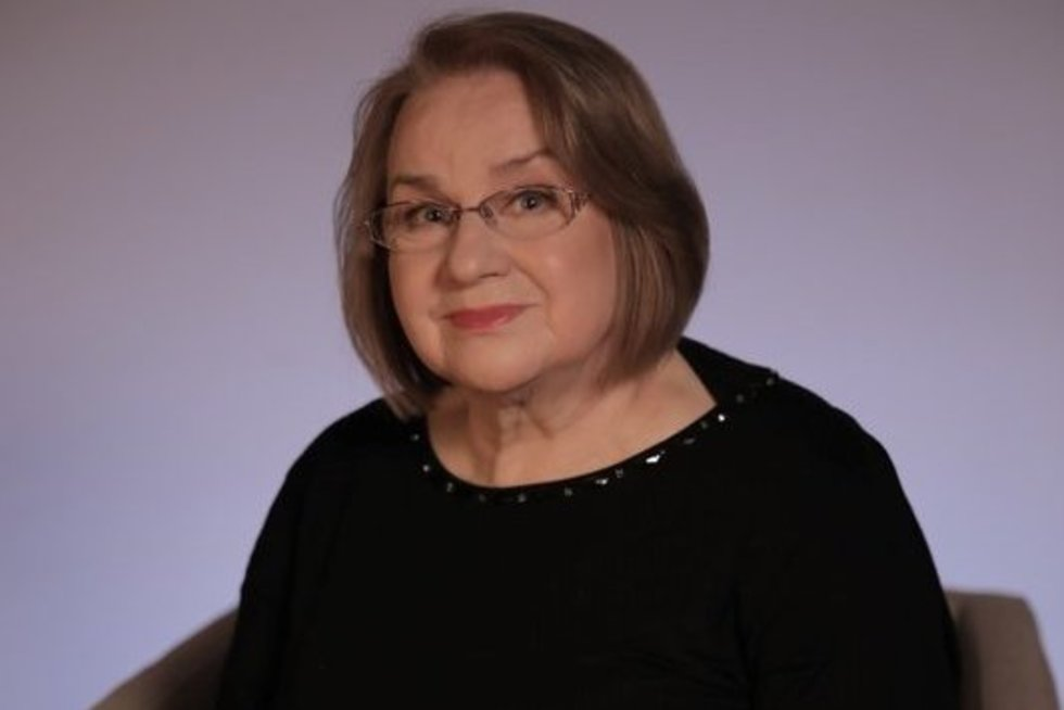 Irena Milkevičiūtė (nuotr. Aleksandro Broko)