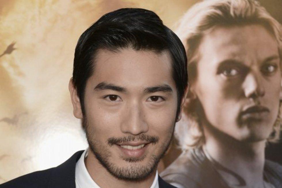 Godfrey Gao (nuotr. SCANPIX)