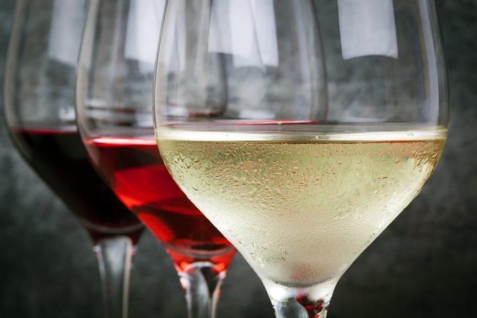 Vynas (nuotr. Fotolia.com)