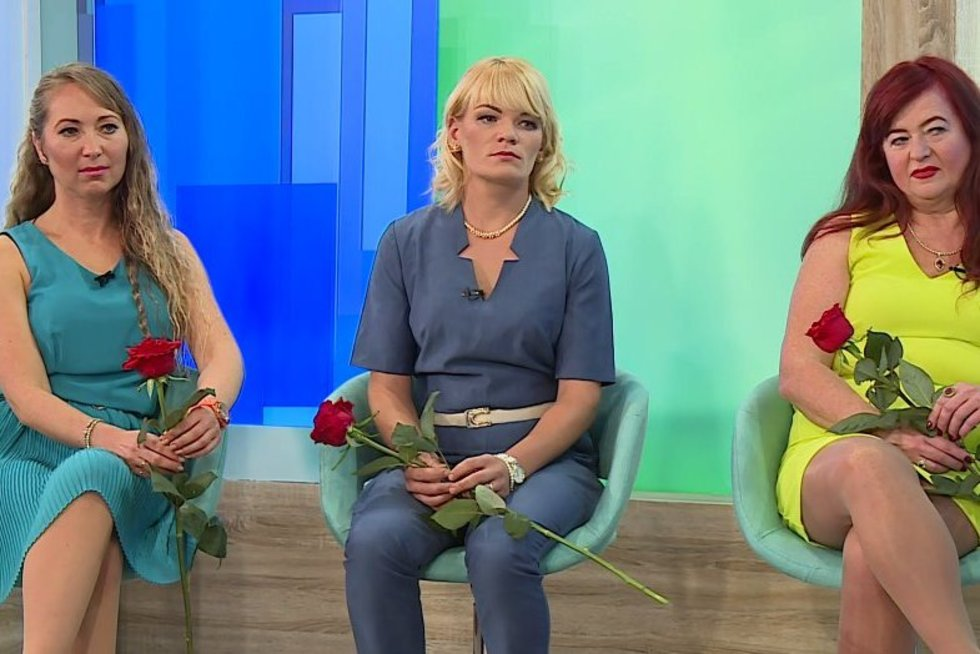 """Sunkus našlio apsisprendimas: """"TV Pagalbos"""" laidoje rinkosi iš trijų moterų"""