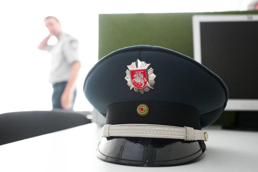 Policija (nuotr. BFL)