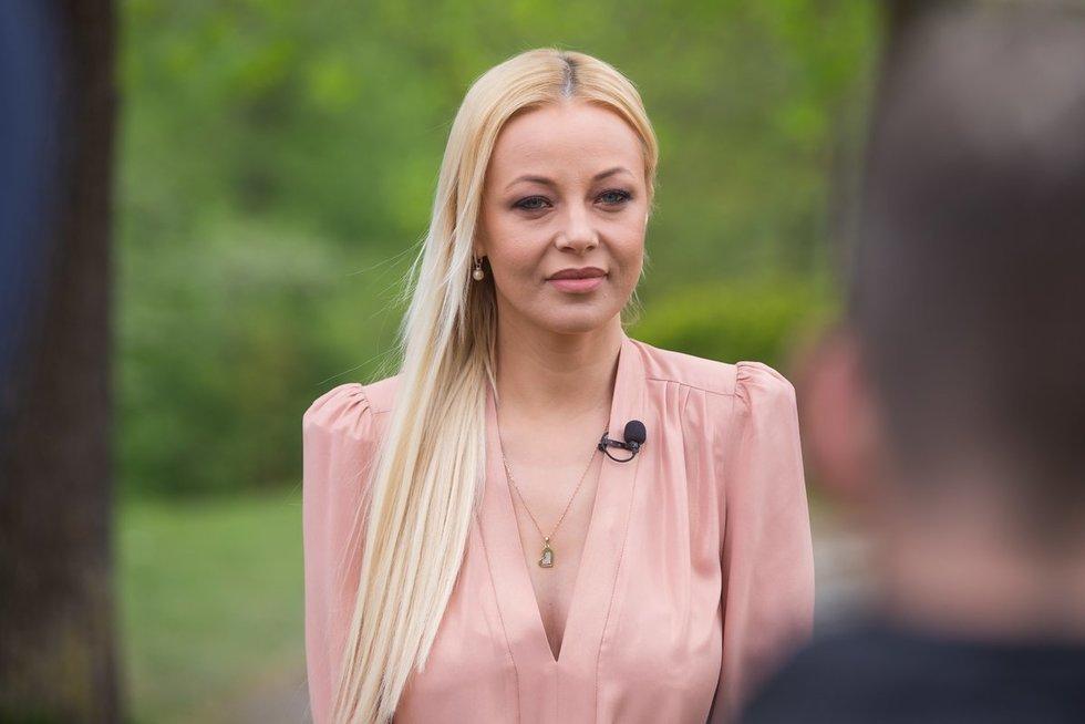 Vilija Pilibaitytė-Mia (nuotr. Fotodiena/Justino Auškelio)