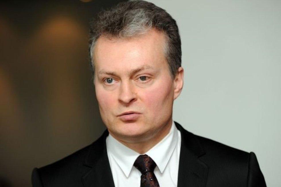 Gitanas Nausėda (nuotr. Fotodiena.lt/Roberto Dačkaus)  (nuotr. Balsas.lt)