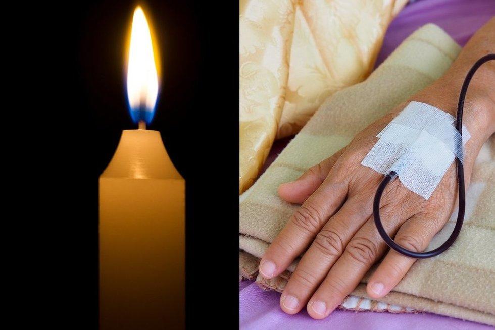 Mirė moteris (nuotr. 123rf.com)