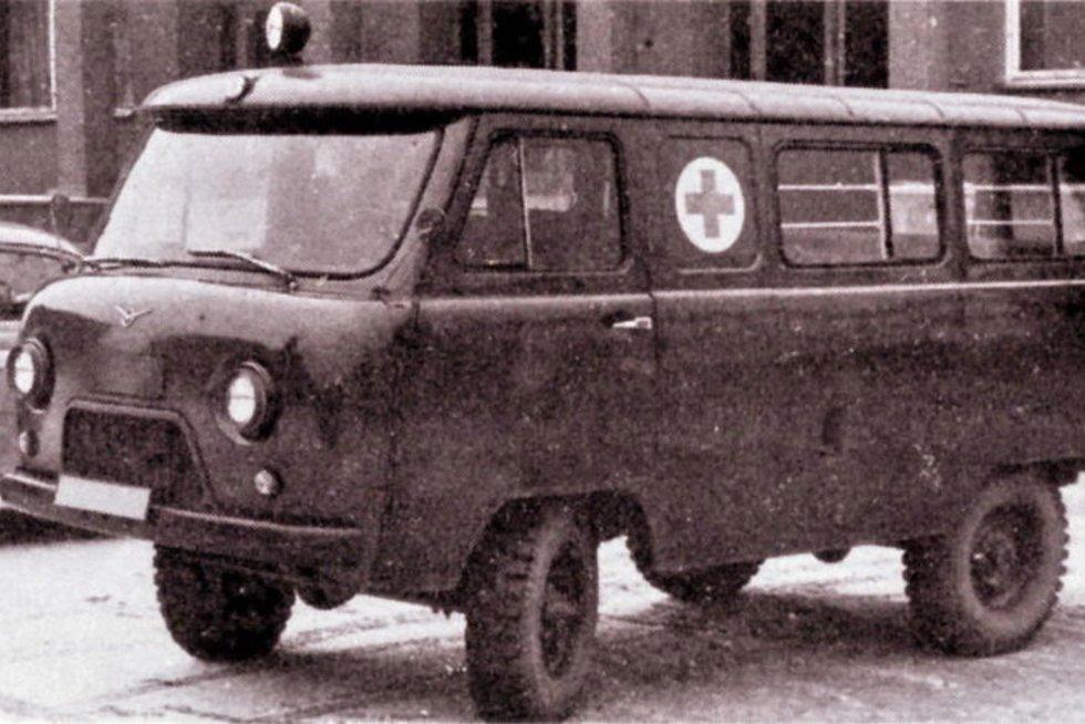 """""""UAZ 452"""" (nuotr. Autowp.ru)"""
