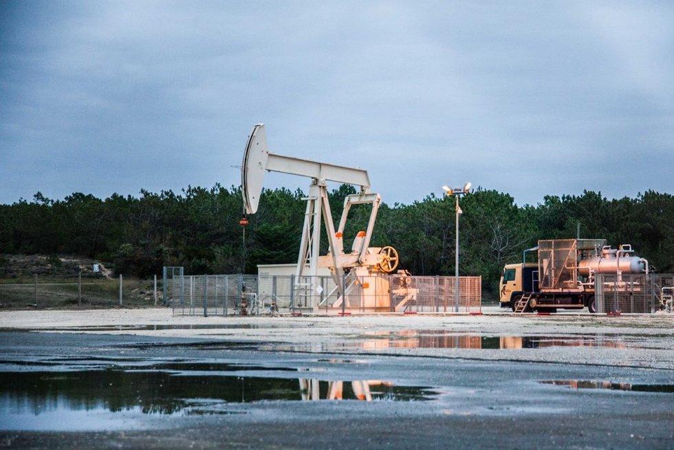 Nafta (nuotr. SCANPIX)