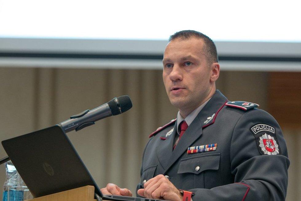 Linas Pernavas (nuotr. LRVK | Darius Janutis)